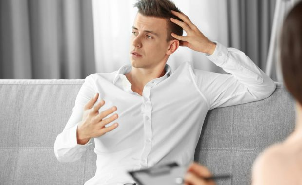 suffering from Compassion Fatigue